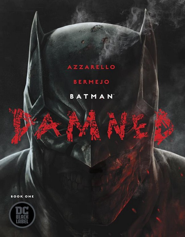 FCBD France 2019 – Urban Comics – Batman Damned (VF)