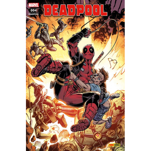 DEADPOOL 4 FRESH START (VF)