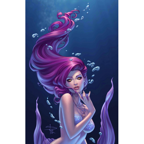 Print SIRENS - Sabine Rich - Original Fine Arts - Limited to 100