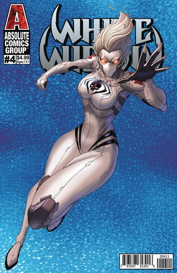WHITE WIDOW 3 (VO) JAMIE TYNDALL