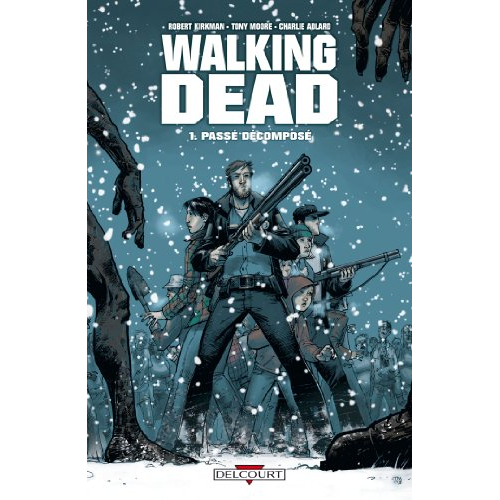 Walking Dead Tome 1 (VF) occasion