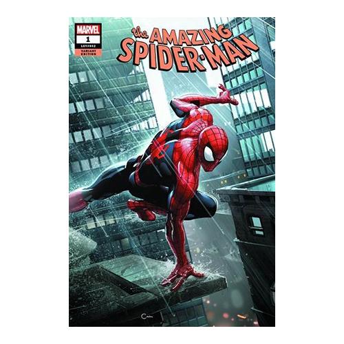 DF AMAZING SPIDER-MAN 1 COMICXPOSURE CRAIN EXC (VO)