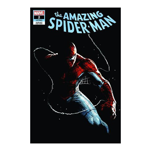 DF AMAZING SPIDER-MAN 2 COMICXPOSURE DELLOTTO EXC (VO)