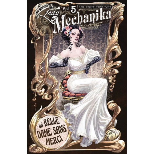 LADY MECHANIKA TP VOL 05 LA BELLE DAME SANS MERCI (VO)