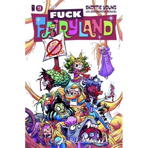 I hate Fairyland 2 F**k Variant
