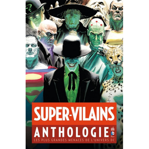 Super-Vilains Anthologie (VF)