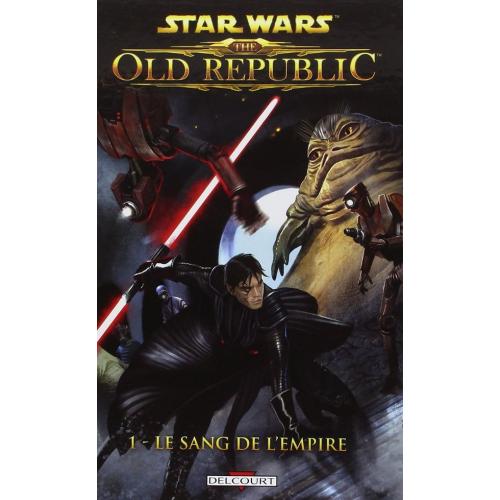 Star Wars - The old Republic T01 - Le sang de l'empire (VF) Occasion