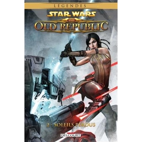 Star Wars - The old Republic T02 - Soleils perdus (VF) Occasion