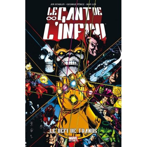 Le gant de L'infini : le défi de Thanos (VF)