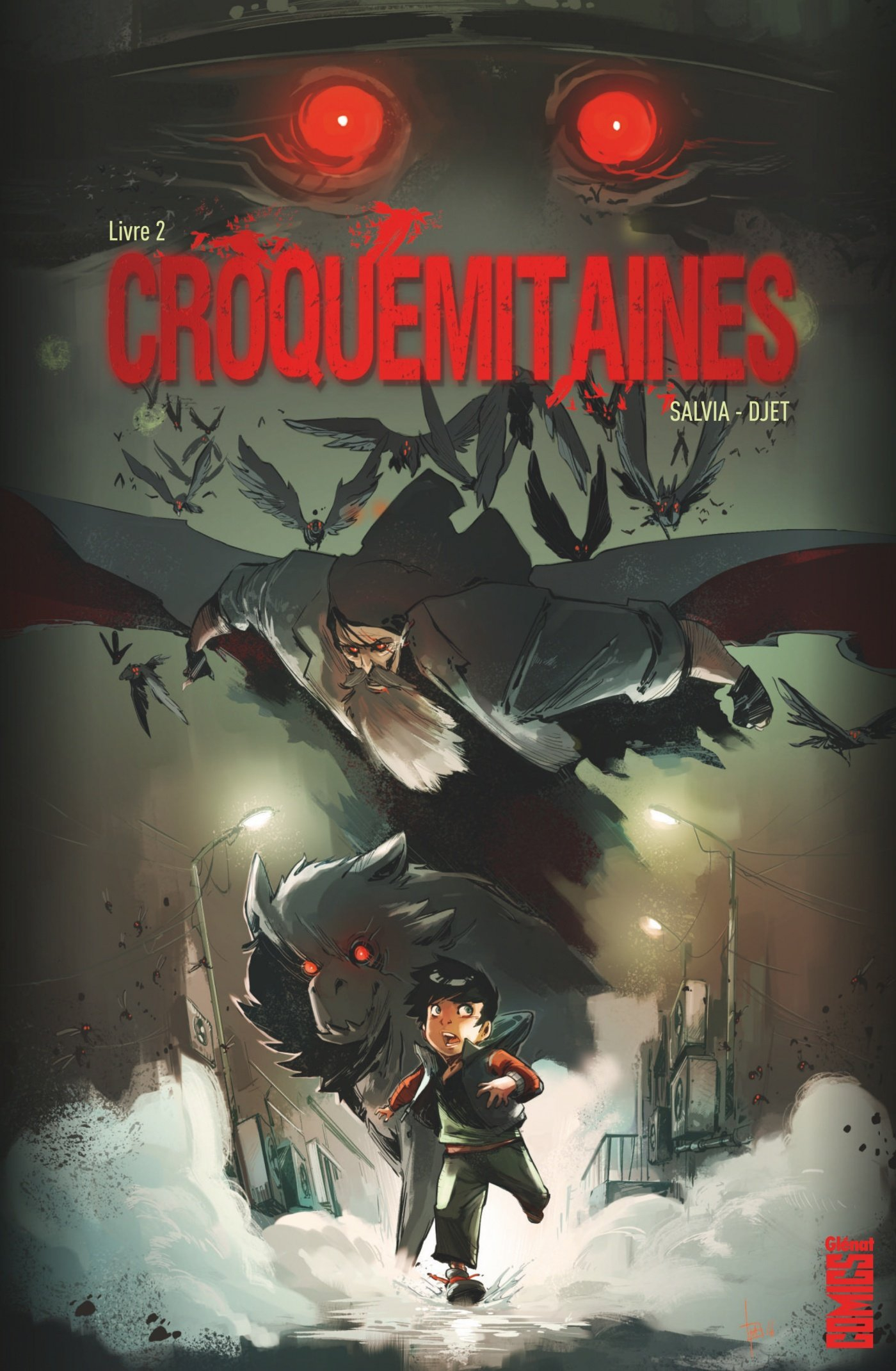 Croquemitaines - Tome 02 (VF) occasion