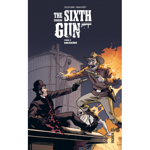The Sixth Gun tome 3 (VF) Occasion