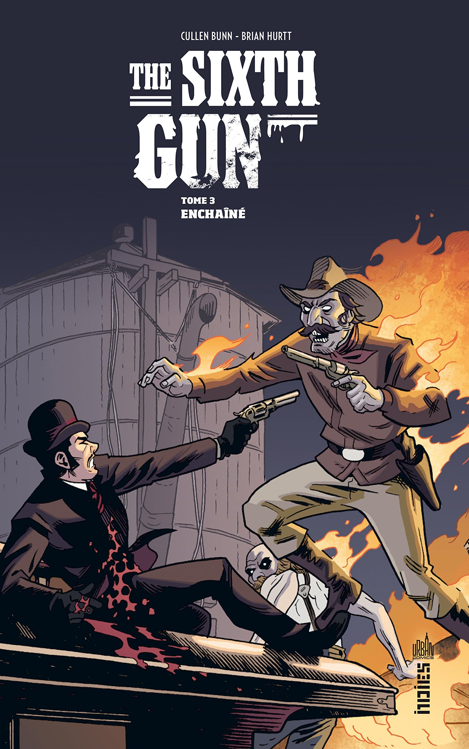 The Sixth Gun tome 1 (VF) Occasion