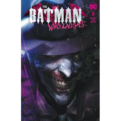 Batman Who Laughs 5 (VO) Francesco Mattina Variant