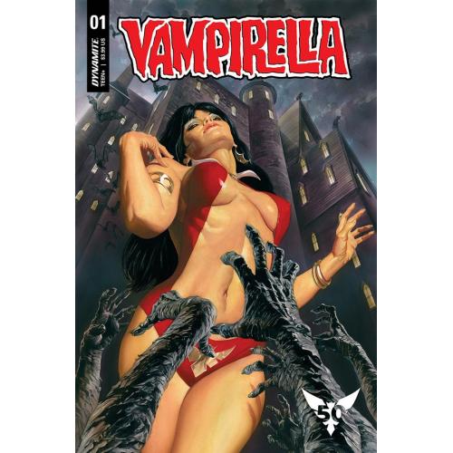 VAMPIRELLA 1 CVR B ROSS (VO)