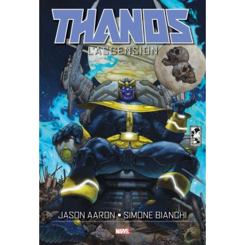 THANOS L'ASCENSION DE THANOS (VF)