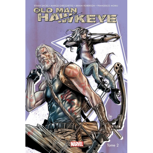 Old Man Hawkeye Tome 2 (VF)
