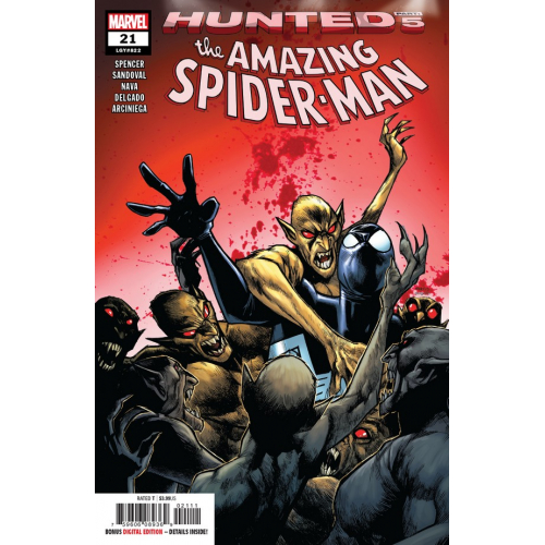 AMAZING SPIDER-MAN 21 (VO)
