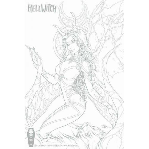 HELLWITCH HELLBOURNE 1 10 COPY MCTEIGUE INC CVR (VO)