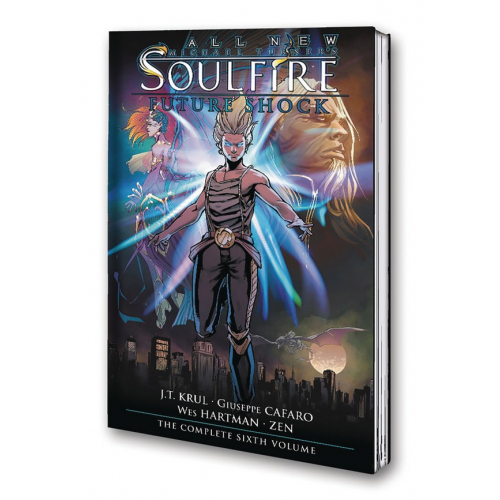 MICHAEL TURNERS SOULFIRE TP VOL 06 FUTURE SHOCK (VO)
