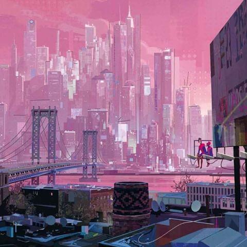 Spider-Man : New Generation, tout l'art du film (VF)