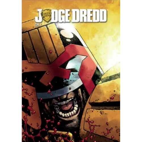 Judge Dredd tome 2 (VF) occasion
