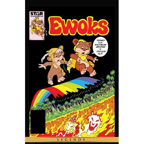 STAR WARS EWOKS 1 (VO)