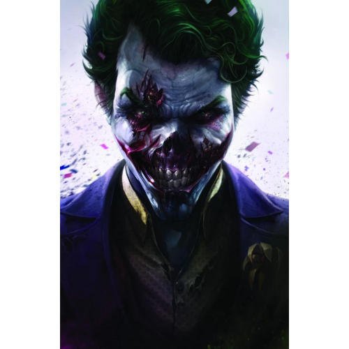 DCEASED 4 (VO) FRANCESCO MATTINA CARDSTOCK COVER