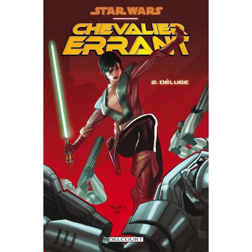 Star Wars - Chevalier errant T02 - Déluge (VF) occasion