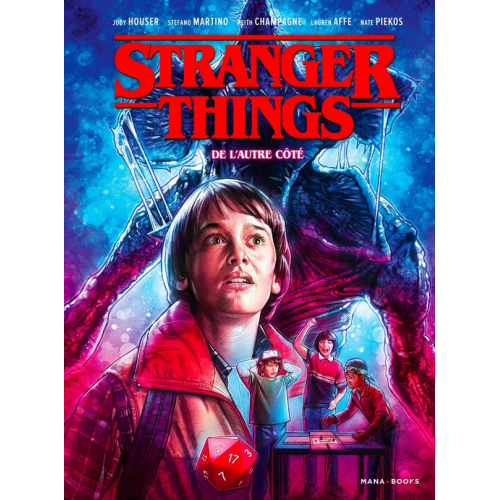 Stranger Things Tome 1 (VF)