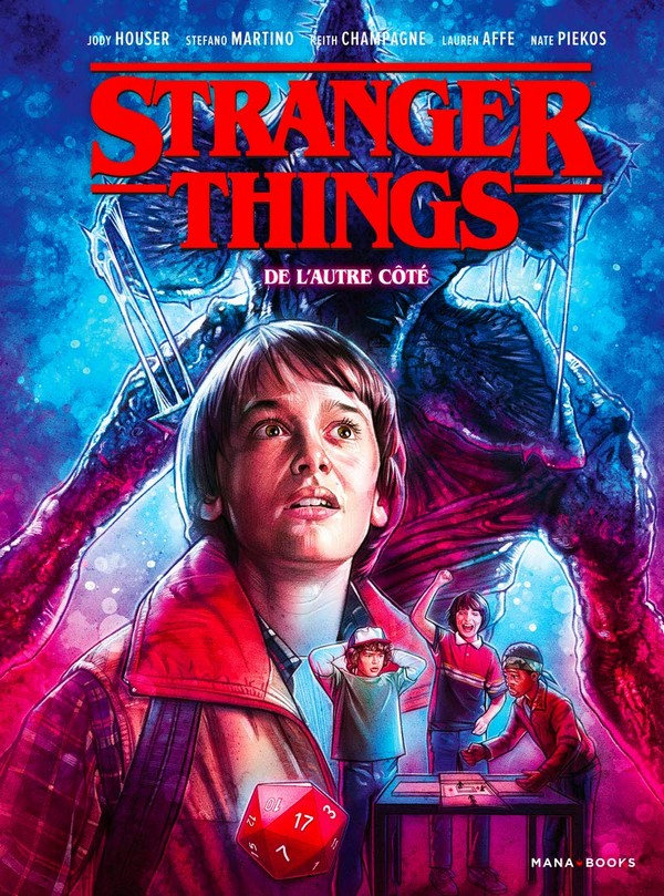 Stranger Things Tome 1 (VF)