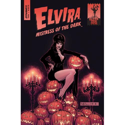 ELVIRA MISTRESS OF DARK SPRING SPECIAL ONE SHOT (VO)