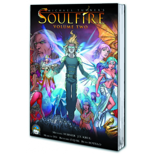 MICHAEL TURNER SOULFIRE TP VOL 02 DRAGON FALL (VO)