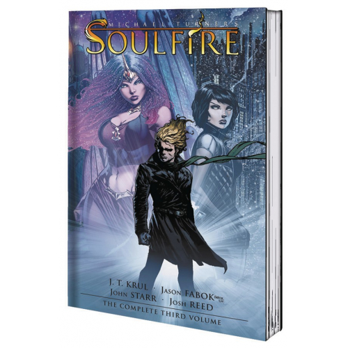 MICHAEL TURNER SOULFIRE TP VOL 03 SEEDS OF CHAOS (VO)