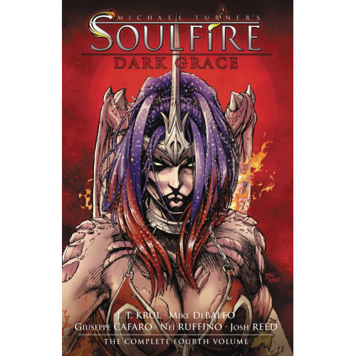 MICHAEL TURNER SOULFIRE TP VOL 04 DARK GRACE (VO)