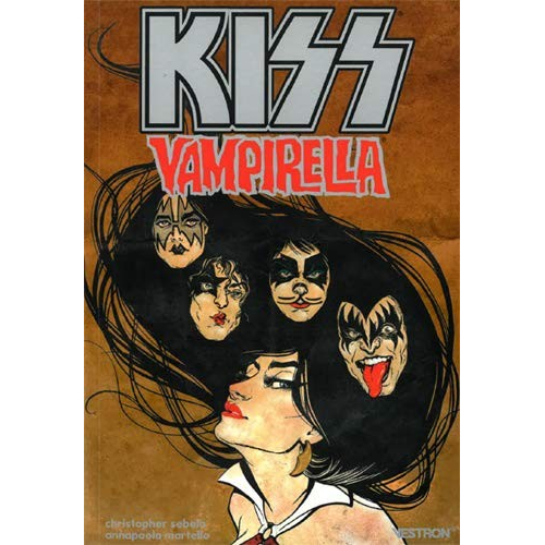 Kiss Vampirella (VF)