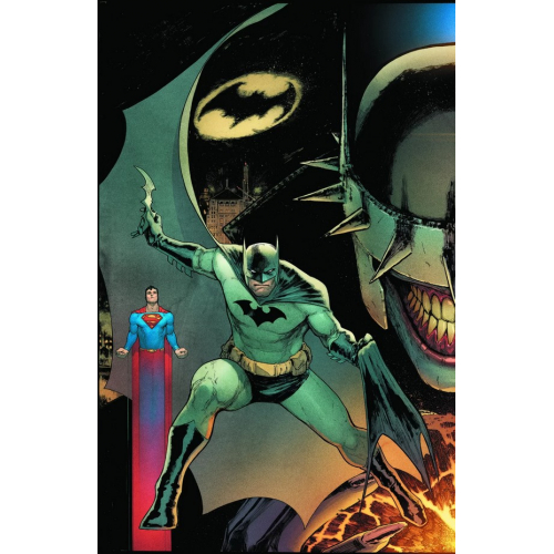 BATMAN/SUPERMAN 1 BATMAN COVER (VO)