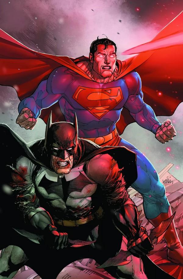 BATMAN/SUPERMAN 1 YU VARIANT (VO)