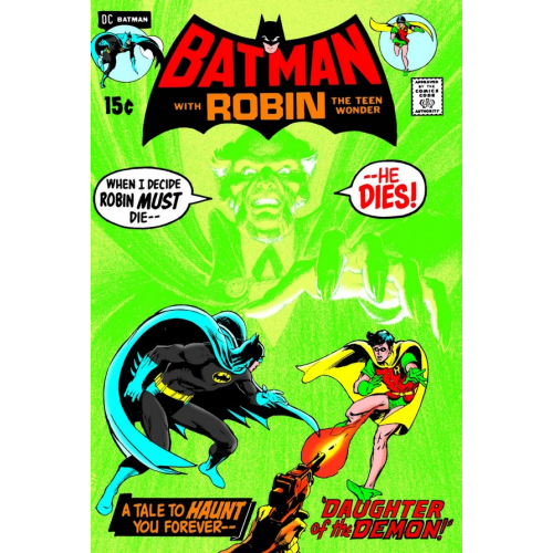 BATMAN 232 FACSIMILE EDITION (VO)