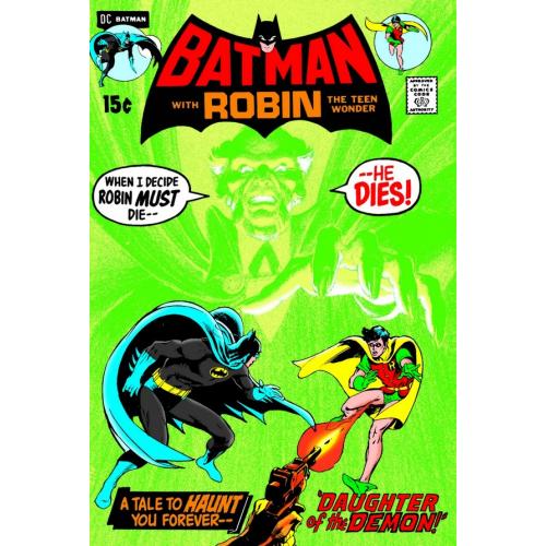 BATMAN 232 FACSIMILE EDITION (VO)
