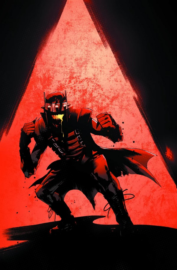 Batman Who Laughs 7 (VO) - Snyder - JOCK