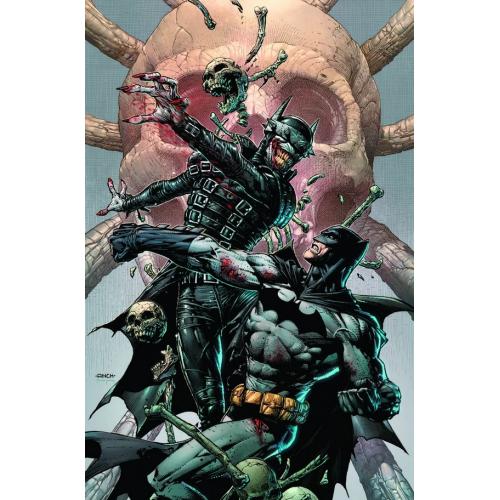Batman Who Laughs 7 Finch Variant (VO) - Snyder - JOCK