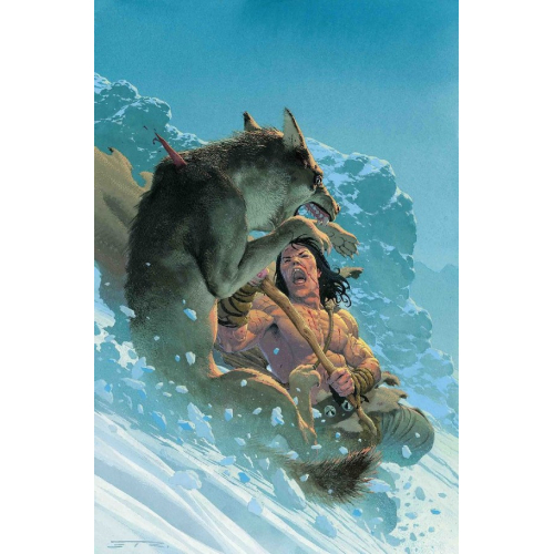CONAN THE BARBARIAN : EXODUS 1 (VO) ONE-SHOT ESAD RIBIC