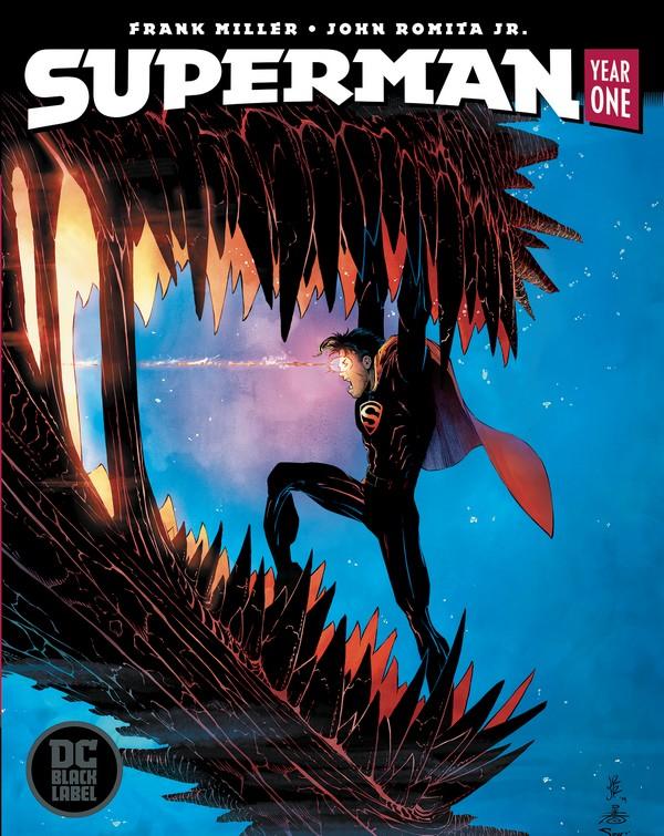 SUPERMAN YEAR ONE 2 (OF 3) ROMITA COVER (VO)