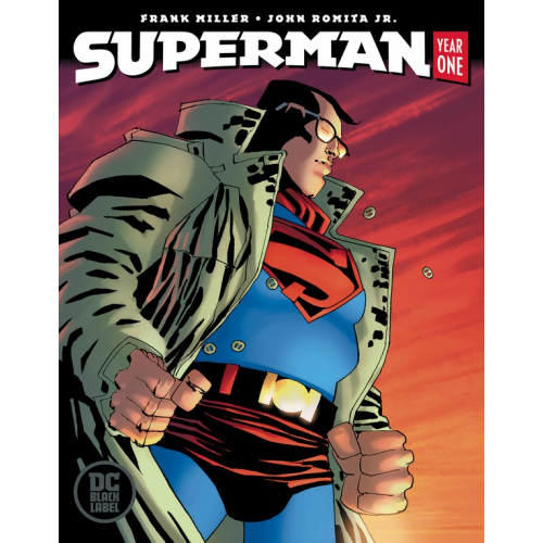 SUPERMAN YEAR ONE 2 (OF 3) MILLER COVER (VO)