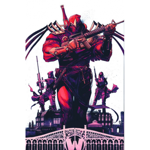 BATMAN : CURSE OF THE WHITE KNIGHT 2 (VO) SEAN MURPHY DC BLACK LABEL