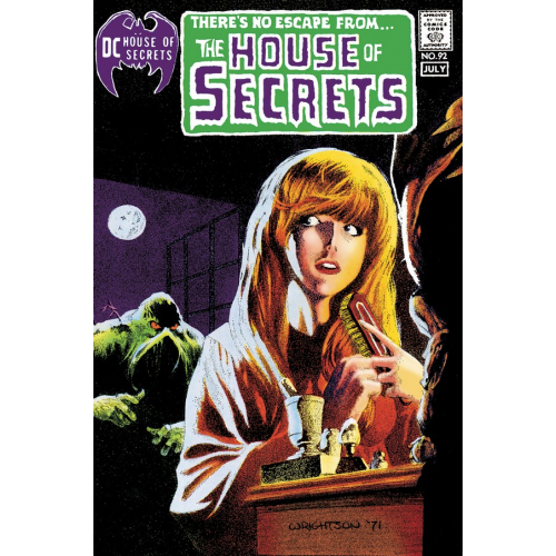 HOUSE OF SECRETS 92 FACSIMILE EDITION (VO)