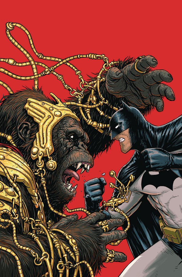 Rise of the Wonder, rise of the Warrior Batman-universe-2-vo