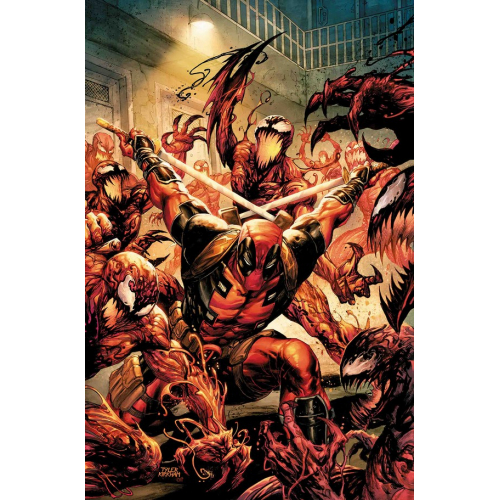 ABSOLUTE CARNAGE VS DEADPOOL 1 (OF 3) (VO)