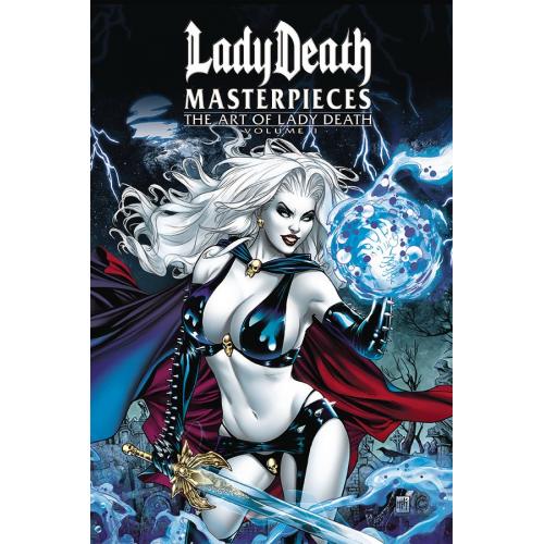 LADY DEATH MASTERPIECES ART OF LADY DEATH (VO)