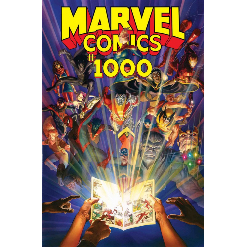 MARVEL COMICS 1000 (VO)